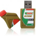 Custom-Made-USB-Flash-Drive-In-Shape-Of-Castrol-Oil-Bottle