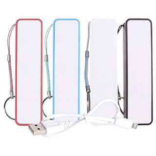 customized portable phone chargers colors