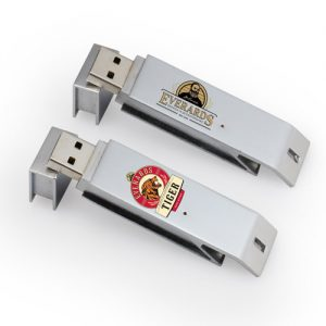 custom bottle opener USB drive