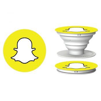 Custom_PopSocket_Snapchat