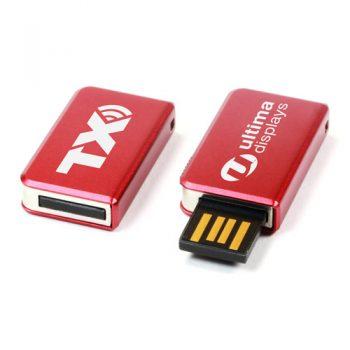 Custom Retractable Mini Flash Drive