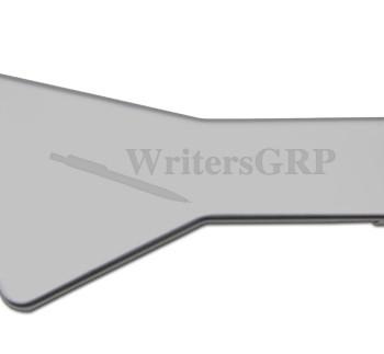 Triangular Custom Metal Key USB Flash Drives - laser engrave 2